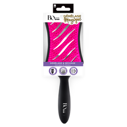 Brosse demelage magique paddle rose BO PARIS,