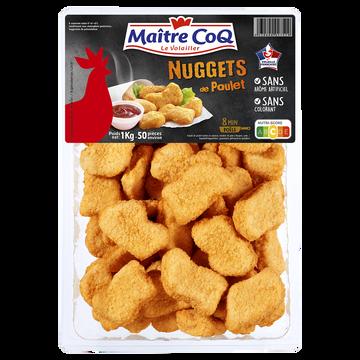 Maître Coq Nuggets De Poulet, Maitre Coq, France, Barquette 1kg