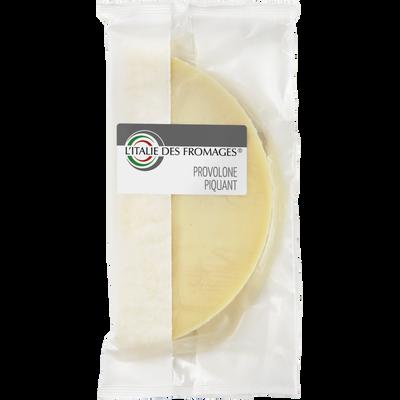 Provolone piquant take-away lait cru, 30% de MG, L'ITALIE DES FROMAGES, 200g