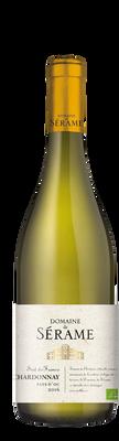 """Vin blanc IGP Pays d'Oc Chardonnay BIO """"Domaine de Serame"""", 75cl"""