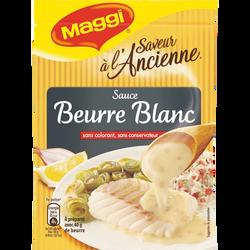 Sauce beurre blanc déshydratée saveur à l'ancienne MAGGI, 33g