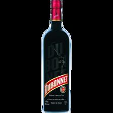 Apéritif à base de vin DUBONNET, bouteille de 75cl