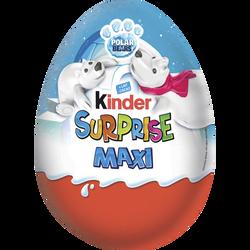Oeuf maxi surprise lui KINDER, 100g
