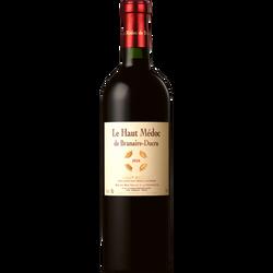 Haut-Médoc AOP rouge Haut Médoc De Branaire Ducru 2014 75cl