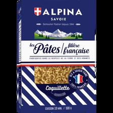 Coquillette filière française ALPINA SAVOIE, 500g