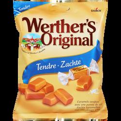 Caramel tendre WERTHER'S ORIGINAL, sachet de 165g
