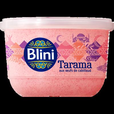 Tarama aux oeufs de cabillaud BLINI, 250g