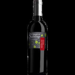Vin rouge IGP Charentais Cépages Saintonge, 75cl