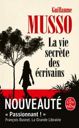La vie secrète des écrivains-Auteur:Guillaume Musso