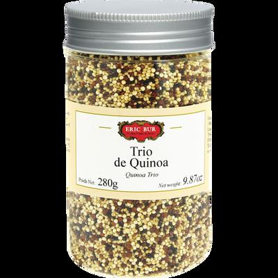 Trio de quinoa ERIC BUR, 280g
