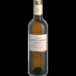 Entre Deux Mers AOP blanc Château Sainte Marie Réserve 2019 75cl