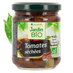 Tomates séchées JARDIN BIO 190g
