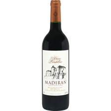 Vin rouge AOC Madiran La Croix Pardillac U, 75cl