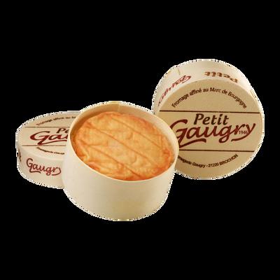 Petit Gaugry au lait pasteurisé GAUGRY, 26% de MG, 70g