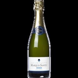 Champagne brut MARQUIS DE SANTEY, 75cl