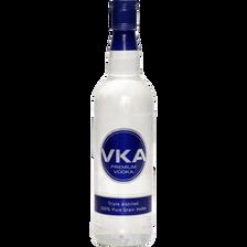 Vodka U, 37,5°, bouteille de 70cl