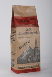 CAFE COSTA RICA MOULU LE COMMINGEOIS 250G