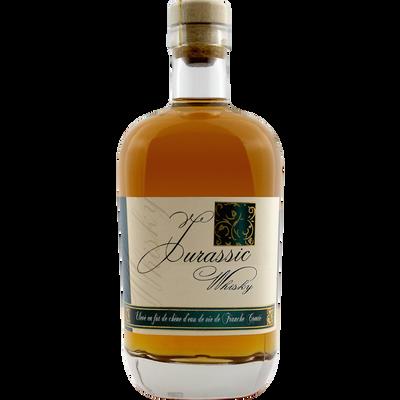 Whisky Jurassic élevé en fût d'eau de vie FC, bouteille 70cl