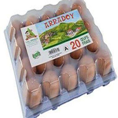 20 Gros oeufs frais ARRADOY