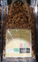 CERNEAUX DE NOIX BIO, UN AIR D'ICI, REPUBLIQUE DE MOLDAVIE, 150gr