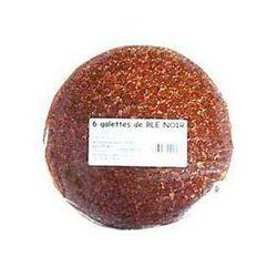 6 Petites galettes de blé noir CATEL-ROC, 375g