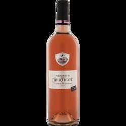 Vin rosé Côtes de Duras AOP Seigneur de Berticot, 75cl