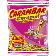 Carambar Carambar Caramel, Sachet 470g Maxi Format