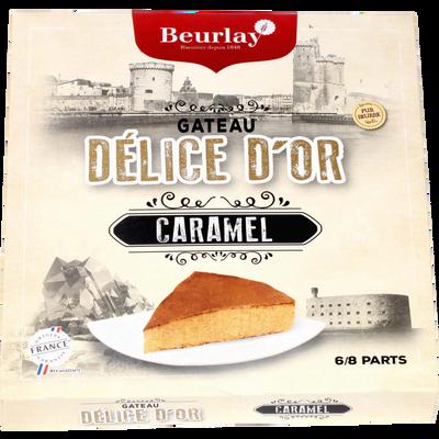 Délice caramel beurre salé BEURLAY, étui de 320g