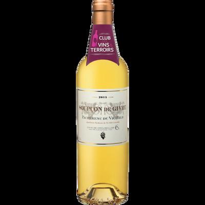 Vin blanc moëlleux AOP Pacherenc du Vic CVT Bilh Soupçon de Givre, 75cl