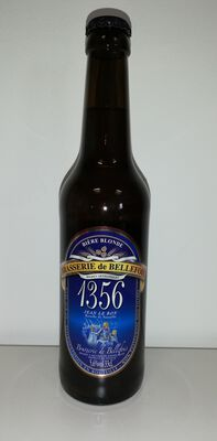 BIERE BLONDE 1356 BT 33CL