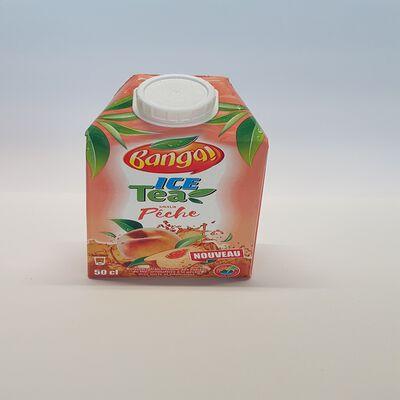BANGA ICE TEA PECHE 0.5L