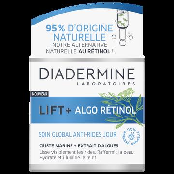 Diadermine Soin Anti-rides Jour Lift+ Algo Rétinol Diadermine Pot 50ml
