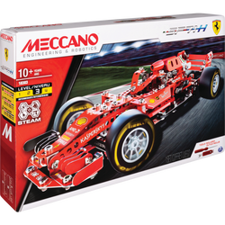 Ferrari formule 1 MECCANO