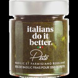 Sauce pesto alla genovese ITALIANS DO IT BETTER, 135g