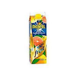Jus de pamplemousse 100% fruits ROYAL, brique de 1l