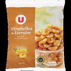 Mirabelles de Lorraine IGP surgelés U, 600g