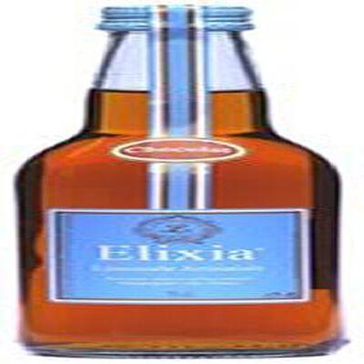 Limonade artisanale aromatisée au chocolat, du Jura, ELIXIA, 33cl