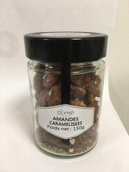 Olymp - Amandes Caramelisées - 150G