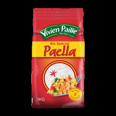 Riz pour paëlla VIVIEN PAILLE, paquet de 1kg
