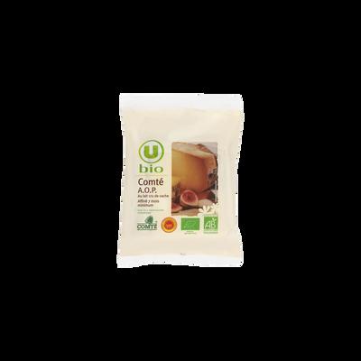 Comté AOP au lait cru Biologique 34,6% mg U BIO 220g