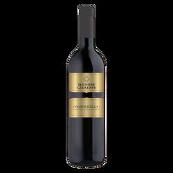 Vin rouge Valpolicella italien DOC Signore Giuseppe , 75cl