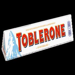 TOBLERONE blanc, 360g