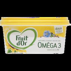 Margarine allégée végétale doux, FRUIT D'OR, 60% de matière grasse, 510g