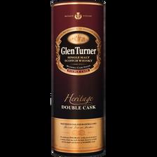 Scotch whisky single malt GLEN TURNER Heritage, 40°, 70cl