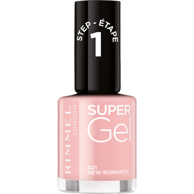 Vernis à ongle super gel by Kate new romantic 021 RIMMEL, 12ml