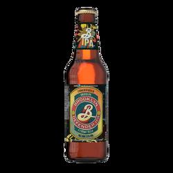 Bière blonde BROOKLYN defender ipa, 5,5°, bouteille de 35,5cl
