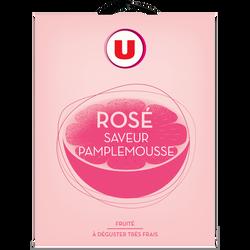 Boisson aromatisée à base de vin saveur pamplemousse, 3l