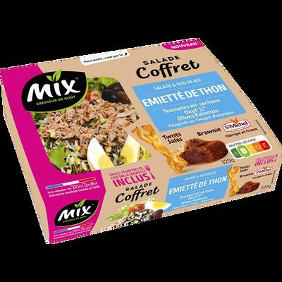 Salade & duo de riz emmiette de thon MIX BUFFET, 320g
