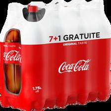 Coca Cola Pet 7x1,75 Litre + 1 Offerte