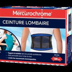 Mercurochrome ceinture lombaire MERCUROCHROME, 1 unité